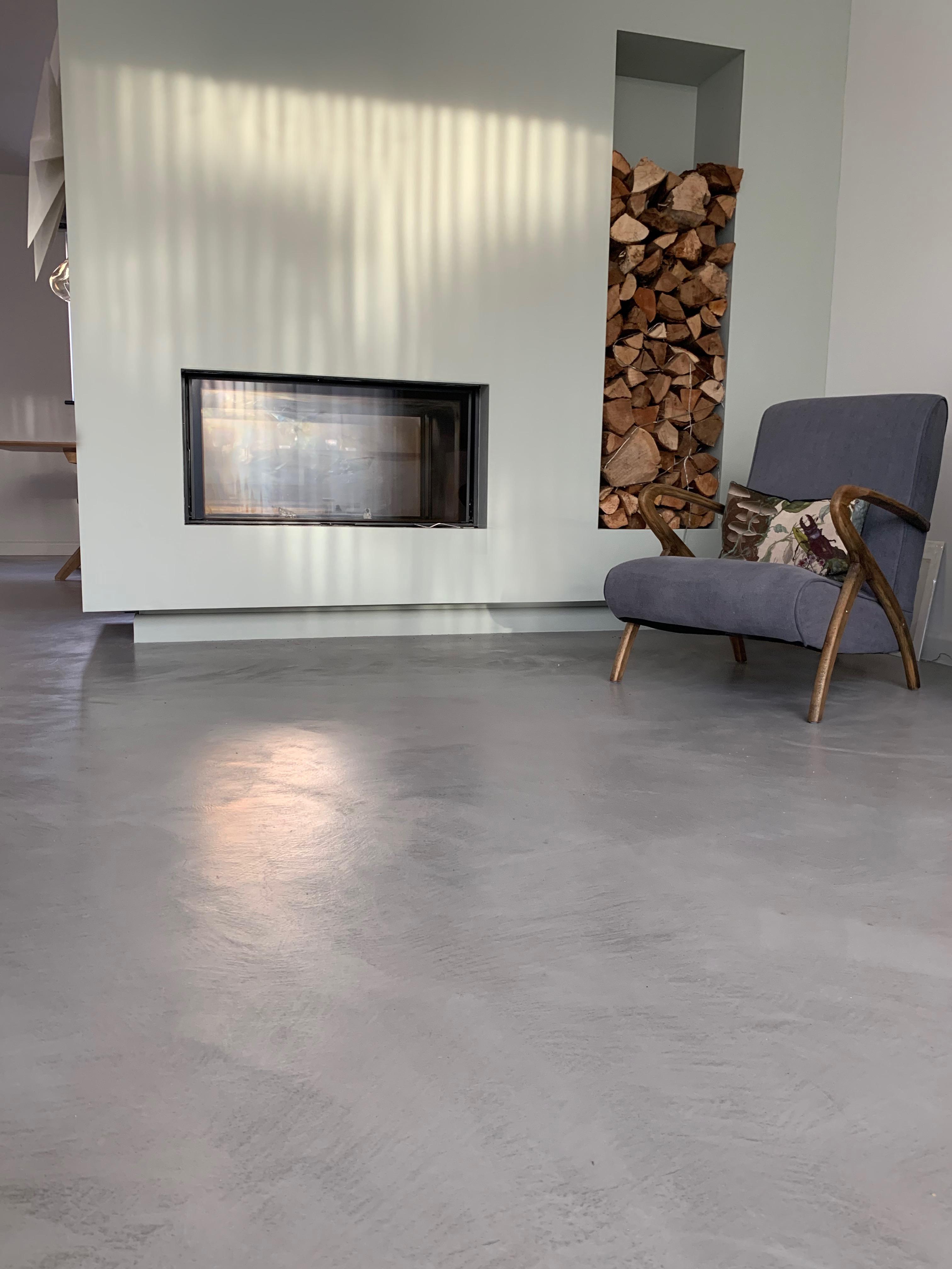Microcement Floors